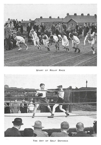 Outdoor Boxing Championship 1953